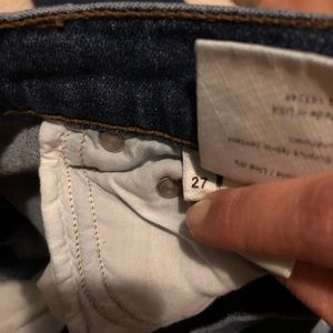 Reformation Jeans - Reformation Claudia Mid Rise Slim. Sz 27